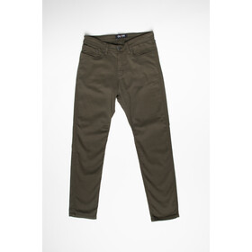 DUER No Sweat Pants Slim Men, army green